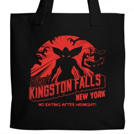 Visit Kingston Falls Tote