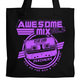 Awesome Mix Vol. 2 Tote