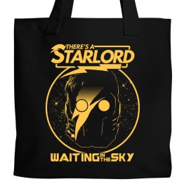 Starlord in the Sky Tote