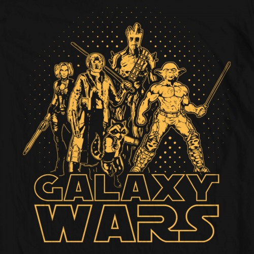 GotG Galaxy Wars