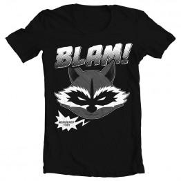 GotG Rocket BLAM!