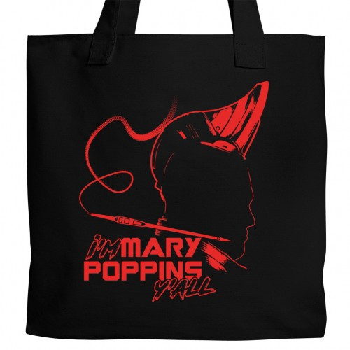 Yondu Mary Poppins Tote