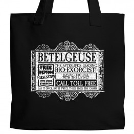 Betelgeuse Bio-Exorcism Tote