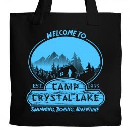 Camp Crystal Lake Tote