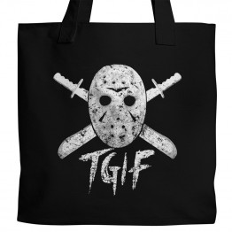 Friday the 13th Tote