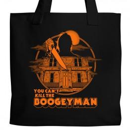 Halloween Boogeyman Tote