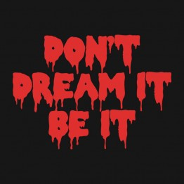 Don't Dream It