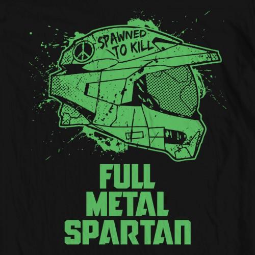 Halo Spawned to Kill