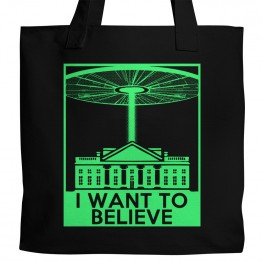 Independence Day Believe Tote