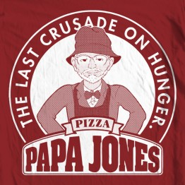 "Papa ""Indiana"" Jones"