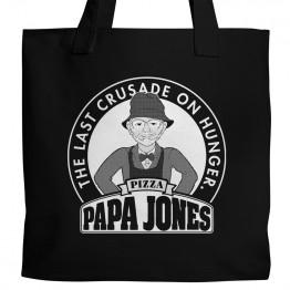 "Papa ""Indiana"" Jones Tote"