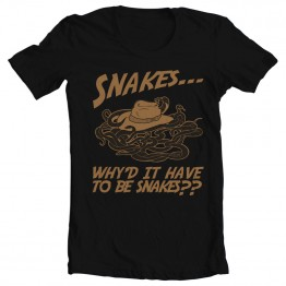 Indiana Jones Snakes