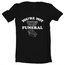 Invited To My Funeral