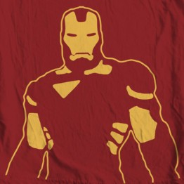 "Iron Man ""Contour"""