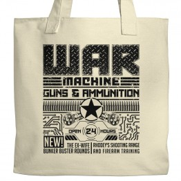 War Machine Tote