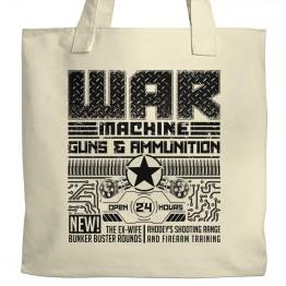 War Machine Tote