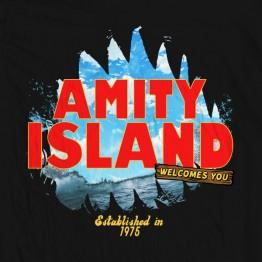 Jaws Amity Island