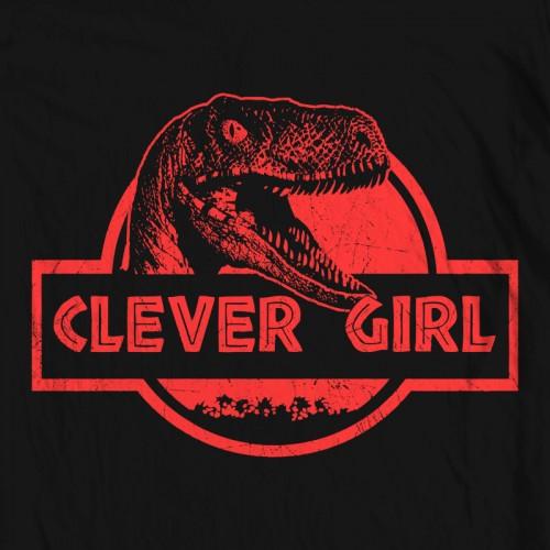 Jurassic World Clever Girl