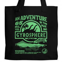 Jurassic Gyrosphere Tote