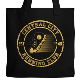 The Flash Running Club Tote