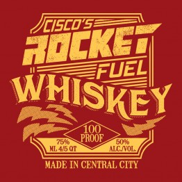 Rocket Whiskey