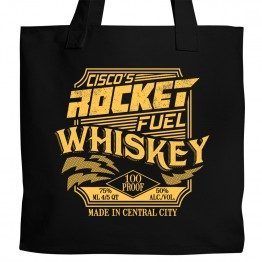 Rocket Whiskey Tote