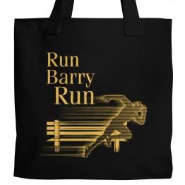 Run Barry Run Tote