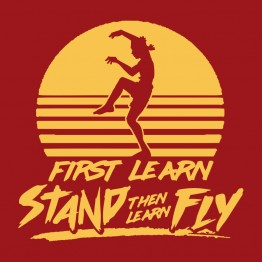 Stand Then Fly