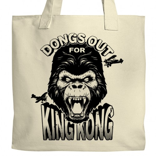 Out For Kong Tote