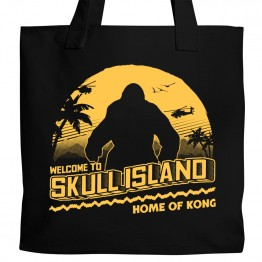 Welcome to Skull Island Tote
