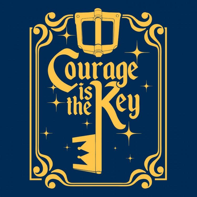 Kingdom Hearts Courage