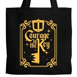 Kingdom Hearts Courage Tote