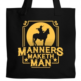 Statesman Manners Tote