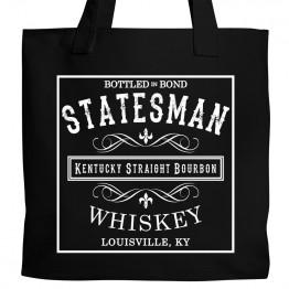 Statesman Whiskey Tote