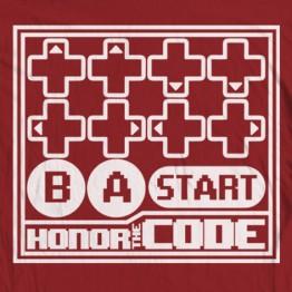 Honor the Konami Code