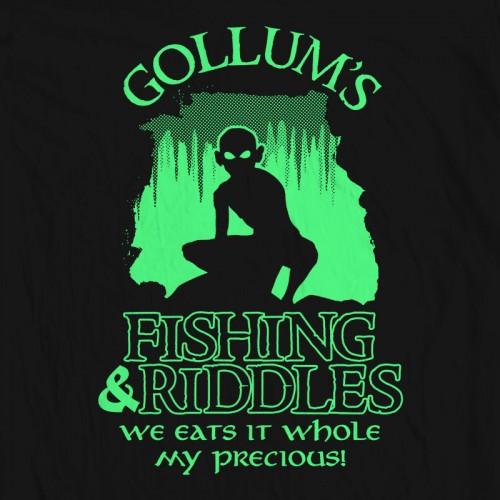 Gollums Fishing