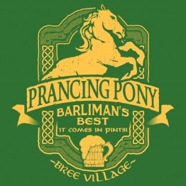 LOTR Prancing Pony