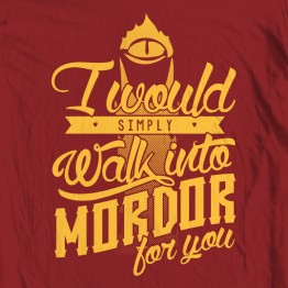 Walk Into Mordor