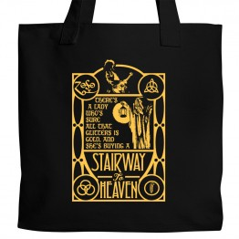 Stairway to Heaven Tote