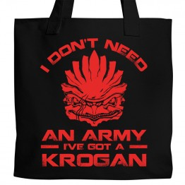 I've Got a Krogan Tote