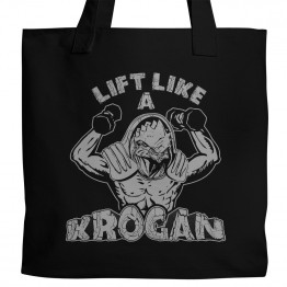 Mass Effect Krogan Tote