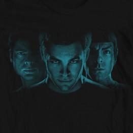 Star Trek - McCoy-Kirk-Spock