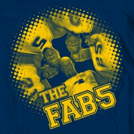 "Michigan ""Fab Five"""