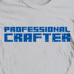 "Minecraft  ""Pro Crafter"""