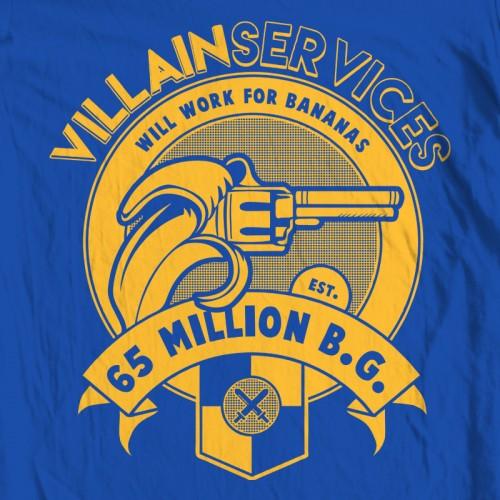 Minions Villain Services