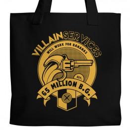 Minions Villain Services Tote