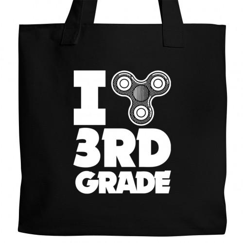3rd Grade Spinner Tote