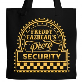 Freddy's Pizza Security Tote