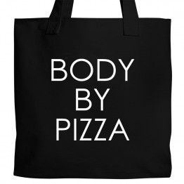 Body By Pizza Tote