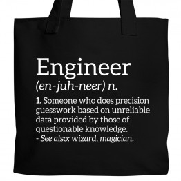 Engineer Definition Tote